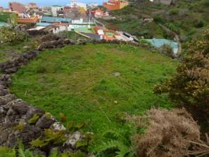 Dreschplatz auf Gomera