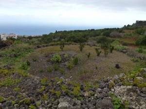 Einer der fünf Eras del Volcán in El Tanque.