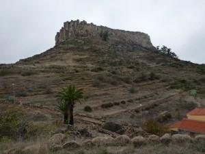 Dieser Tafelberg wurde von den Ureinwohnern Argodey, Heiliger Berg, genannt.