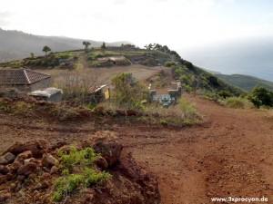 La parte más o menos circular de la Montaña de Fernando Porto.