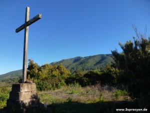 La cumbre de La Montaña de Las Indias esta nivelada o allanada.