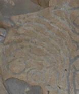 Un símbolo de la estación La Fajana corresponde muy bien con el Hoyo-Peña de Diablo.